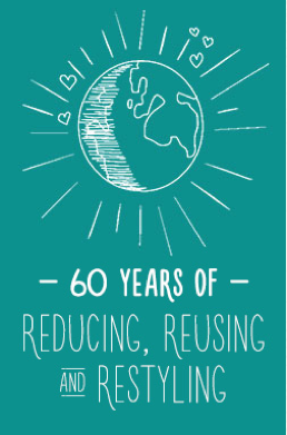 60 Years of Reducing, Reusing and Restyling
